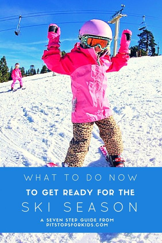Yes, it's that time of year to think snow! Whether you're new to the slopes, or an old skiing and riding pro, this seven step guide to getting ready for ski season will have you wishing for some fresh pow days.