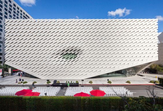 The Broad | Architect Magazine | Diller Scofidio + Renfro, Gensler, Los Angeles, CA, United States, Cultural, Community, New Construction, 2014 ARCHITECT Progressive Architecture Awards, Cultural Projects, Building Envelope, Exhibitions, Citation, P/A Awards, The Broad Museum, 2014 Next LA Awards, 2016 AIA New York Design Awards, ARCHITECT Progressive Architecture Awards 2014, 2014 Next LA Awards 2014, AIA New York Design Awards 2016