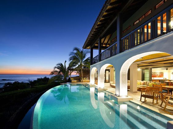 Oceanfront Villa In A Beach-lover's And... - VRBO