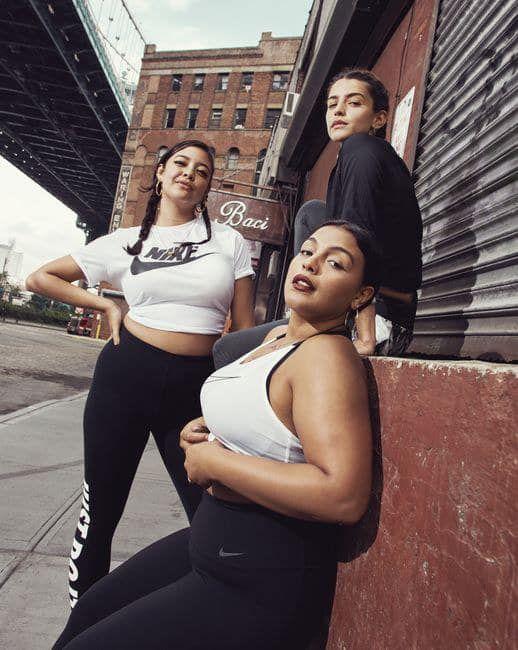 Nike outfits, Plus size workout, Nike
