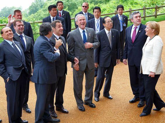 world leaders 2008