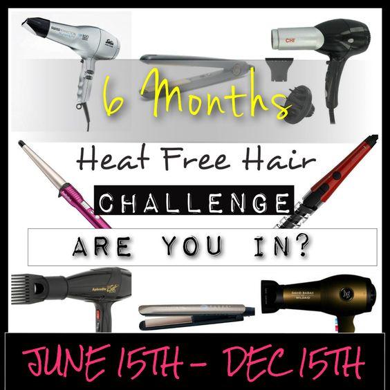 No Heat Challenge Check In - 1 month!