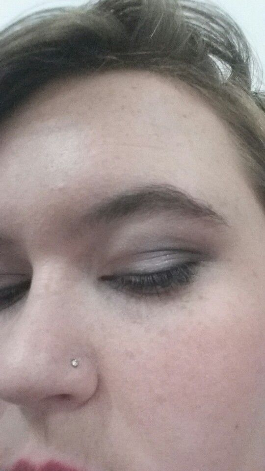 Todays eyeshadow