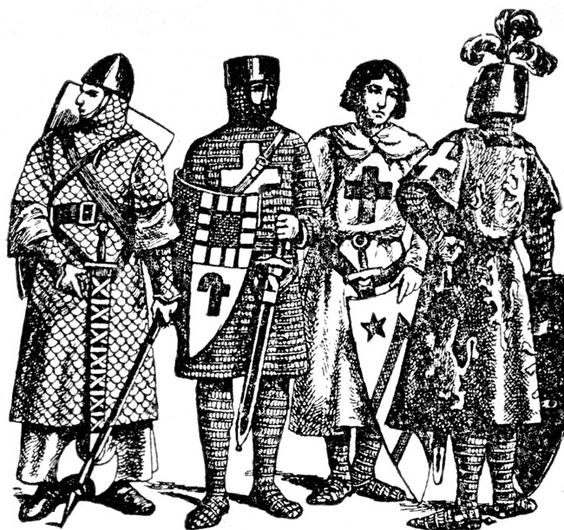 a history of the knights of the middle ages People in history: medieval knights main page: the middle ages a knight in a medieval castle out of all the people in history you study in the middle ages, the .