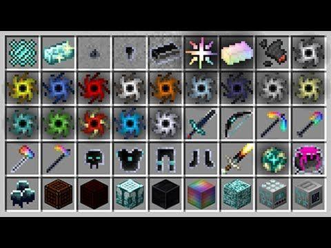 Minecraft Avaritia Mod Devasa çalışma Masası Minecraft Servers Web Msw Channel Minecraft Mods Minecraft Sword Minecraft Gift Code