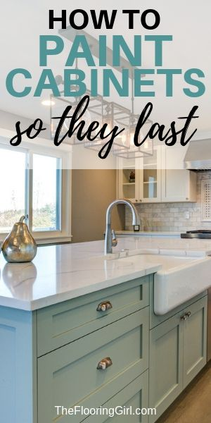 How To Paint Cabinets The Right Way Diy Kitchen Cabinets Painting Kitchen Cabinets Kitchen Cabinets Makeover