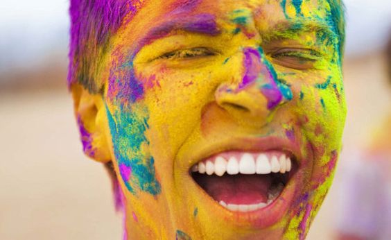 Color Me Rad! (obviously, I'm going.)
