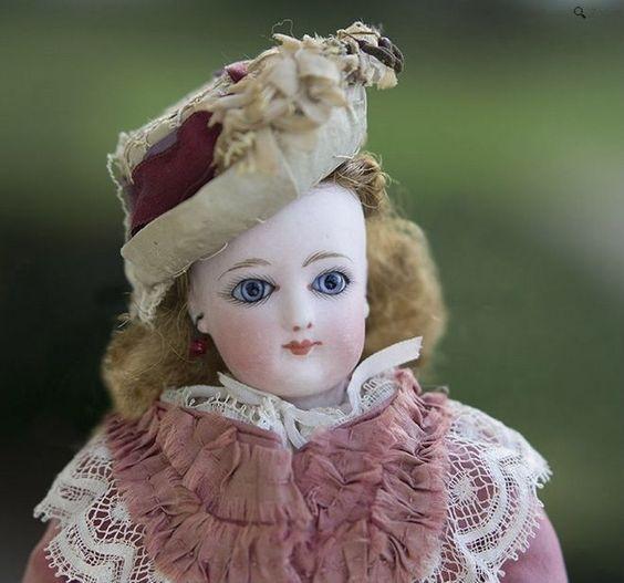 Antique French Fashion FG Gaultier Doll 1890 | eBay
