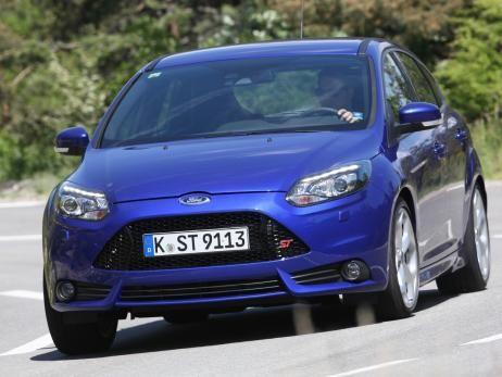 2012 Ford Focus ST im Fahrbericht  #fordfocusst