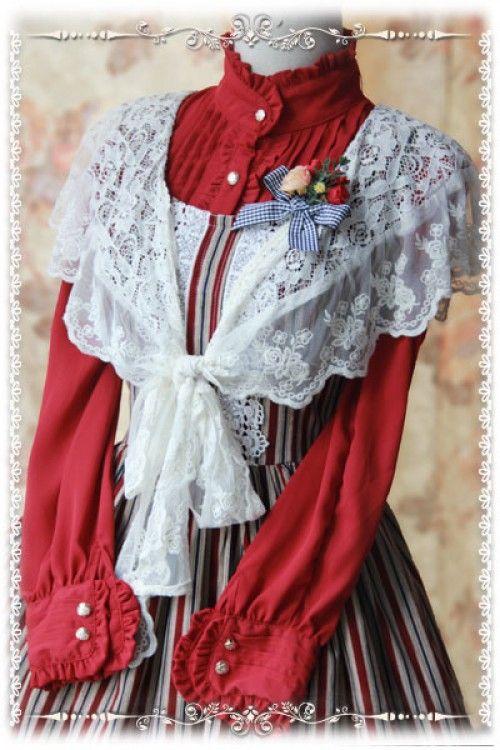 Infanta Ann's Town Lolita JSK Dress 2 Colors