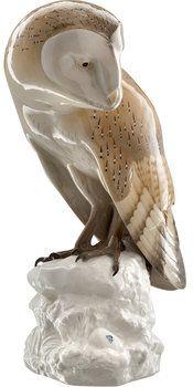 porcelain owl.. magic