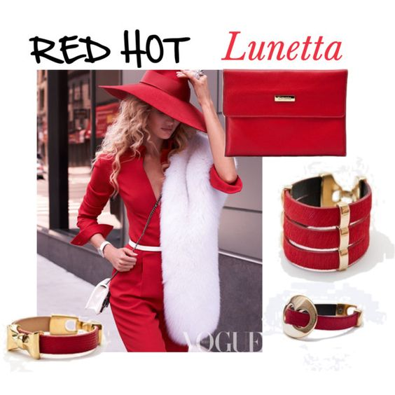"""Red Hot"" by maryluna265 on Polyvore"