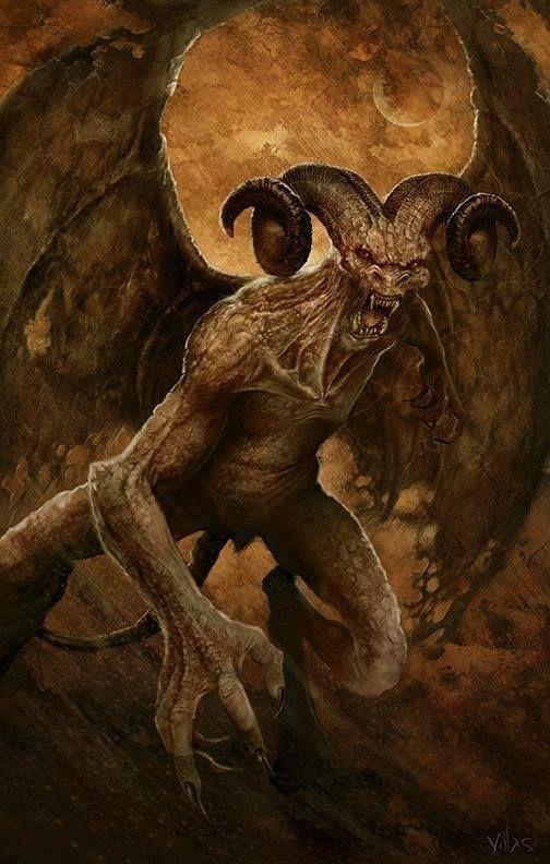 Mammón – El Demonio de La Avaricia 42bad442485fa84a59eb42e3d648c18d