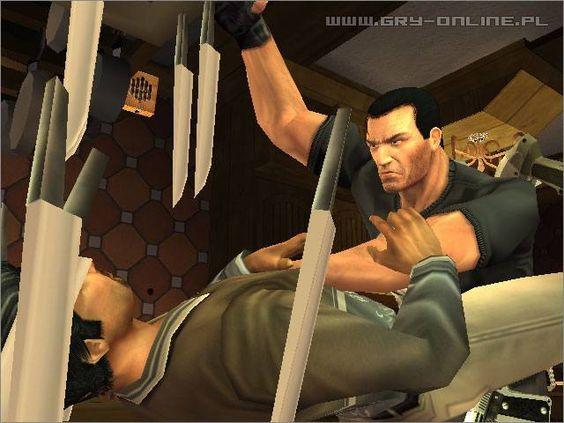 The Punisher Video Game Screenshot