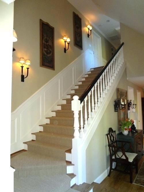 Stairwell Wall Sconces Sconce Staircase Wall Sconce Height