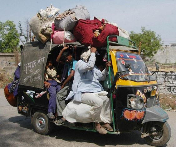 India: Basic Transportation