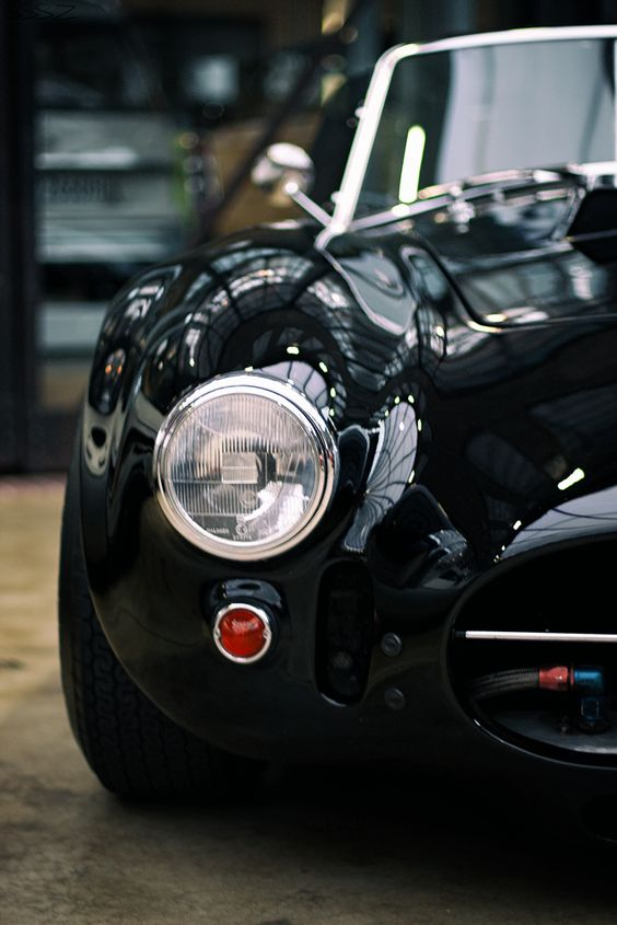 "sssz-photo: ""Shelby Cobra 427 """