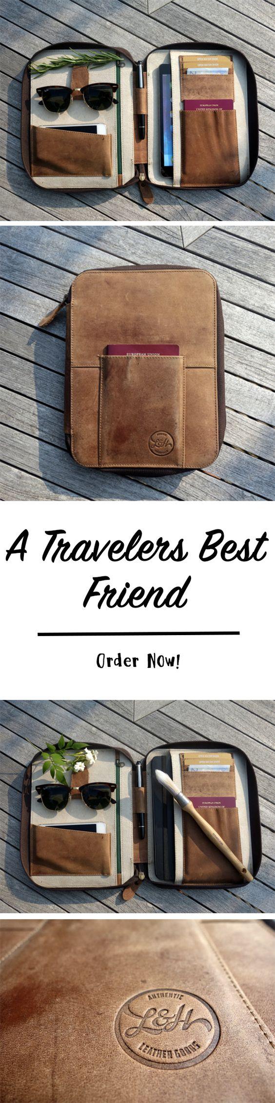 Tasche fürs Reisen