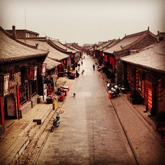 平遥古城 Pingyao Ancient City- Shanxi Province