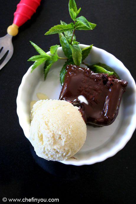Homemade Vanilla Bean Icecream