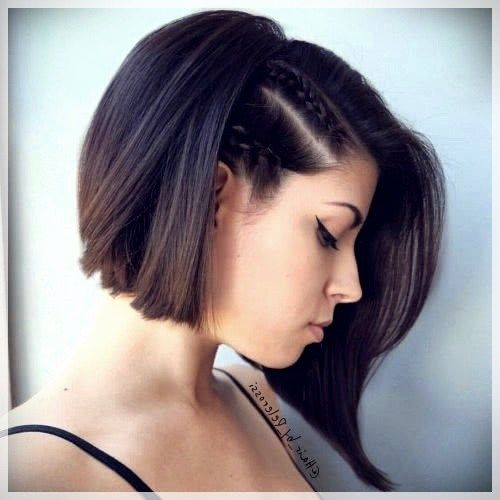 100 Hairstyles For Short Hair 2019 Bob Hairstyles Prom