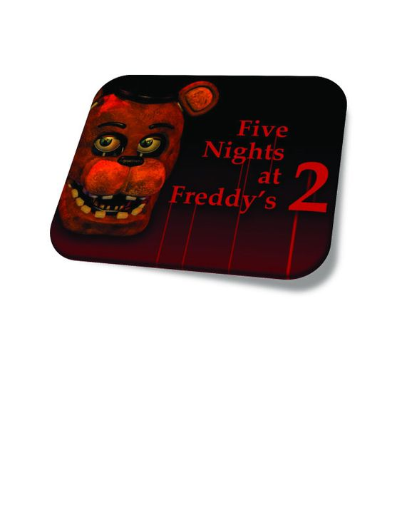 Nice FNAF Mouse Pad Five Nights at Freddy's #5