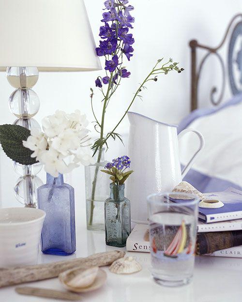 Detalles de azul / Blue Details | DESDE MY VENTANA