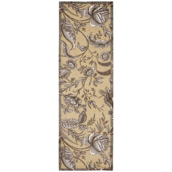 Waverly Artisanal Delight Fanciful Ironstone Area Rug by Nourison