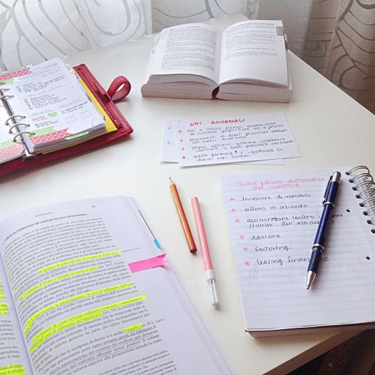 Does anyone know any study tips they can share?