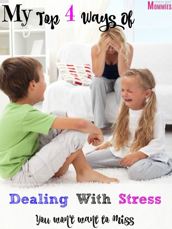My Top 4 Ways of Dealing With Stress - Stress is not healthy and we should not let it control our lives. Here are 4 helpful ways i deal with stress.
