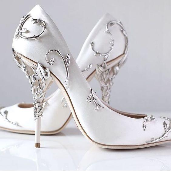 Trendy Wedding Shoes
