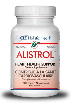 CLE Holistic Health Alistrol - Blood Pressure Support