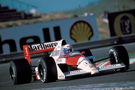 1989 McLaren MP4/5 - Honda (Alain Prost)