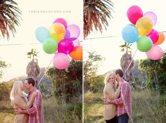 I love this engagement photo shoot!!