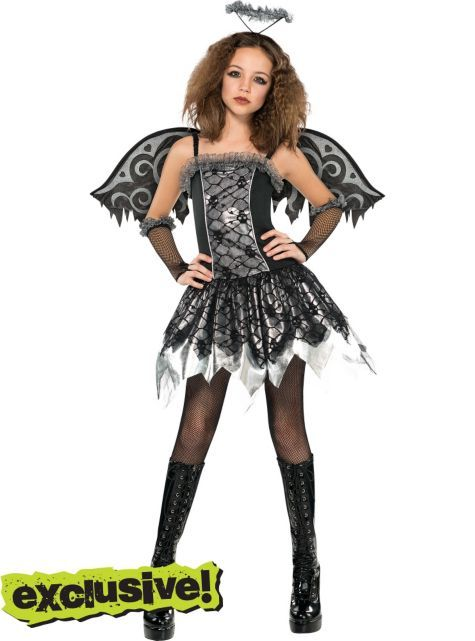 Girls Fallen Angel Costume - Party City-this is my costume ...