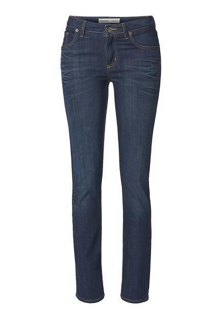 Jeans Straight Fit aus Bio-Denim - Mode mit Verantwortung für Mensch und Natur! #hessnatur #naturmode #bio #eco