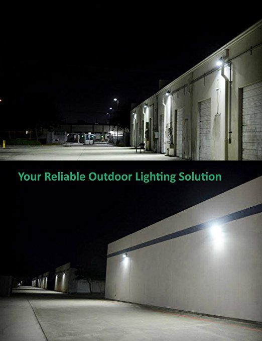 30w Led Wall Pack Light With Dusk To Dawn Photocell 0 90 Adjustable Head Waterproof Outdoor Lighting Fixtu Outdoor Light Fixtures Wall Packs Wall Pack Lights