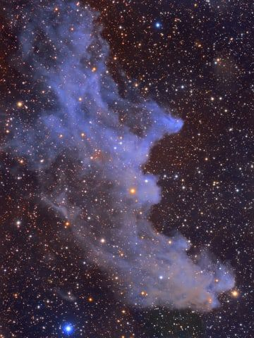 IC 2118 - The Witch Head Nebula