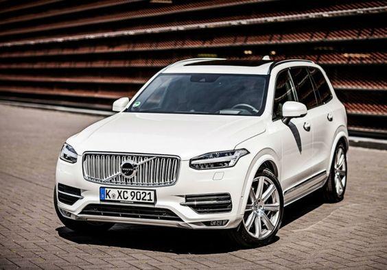 Volvo inicia vendas do novo XC90 no Brasil - carros - lancamentos - Jornal do Carro