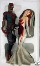 Spiderman & Mary Jane Zombie Wedding. Looking for a hard-to-find statue at a good price? FyndIt can connect you with people who know where to find it online and offline. Post a photo, short description, name your price and we will help you FyndIt. #ComicBooks #FyndIt #Statues #spiderman #maryjane #wedding #zombie