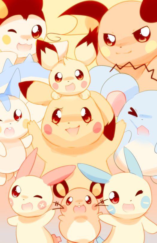 Pikachu on Pinterest