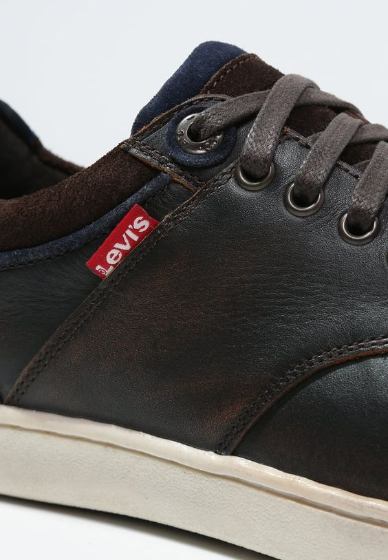 Levi's® TULARE MAGIC - Trainers - medium brown for £60.00 (30/06/16) with free delivery at Zalando