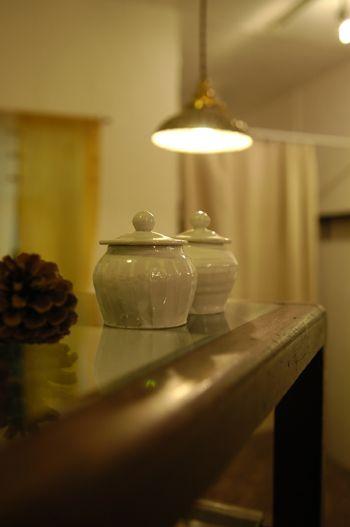 久野靖史作 黒しのぎ楕円小鉢 の画像|-ももふく的朝ごはんの記録-