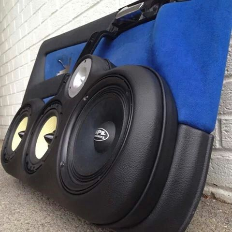 Astra G Doors Sound Systems Pinterest Doors