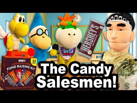 Sml Movie The Candy Salesmen Youtube In 2021 Salesman Candy School Fundraisers