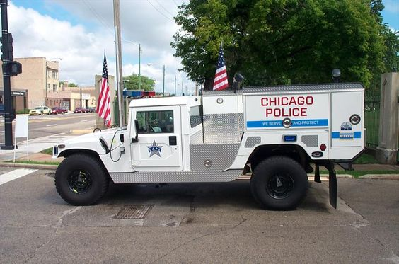 Police Cars & Other interesting things : Photo