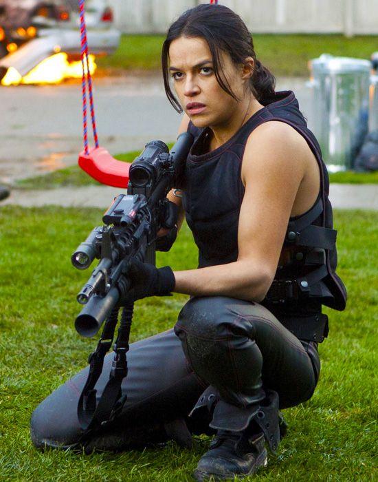 Michelle Rodriguez: Resident Evil