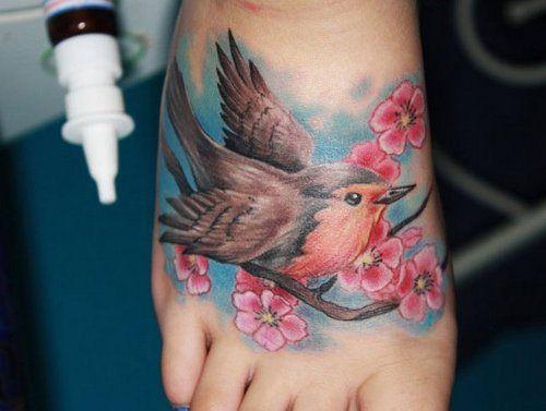 Bird Tattoos - Inked Magazine
