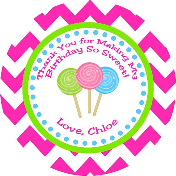 ... tags favors thank you gifts sweet decoration gift tags parties diy and