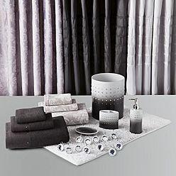 Kardashian Kollection Home New York Dreamer Bath Collection - Gift Registry - Wedding - Bed & Bath